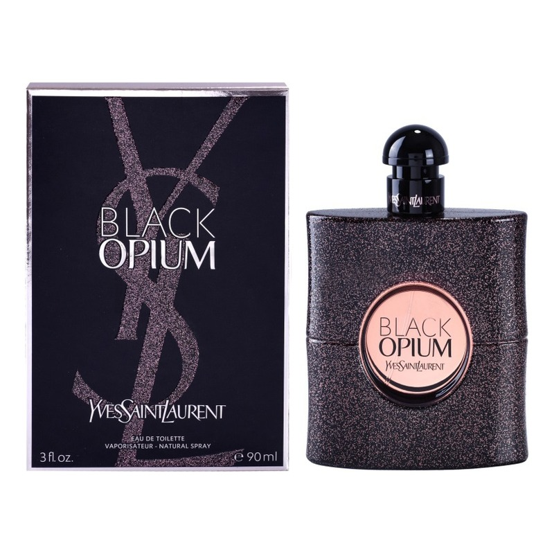Купить Black Opium Eau de Toilette, Yves Saint Laurent