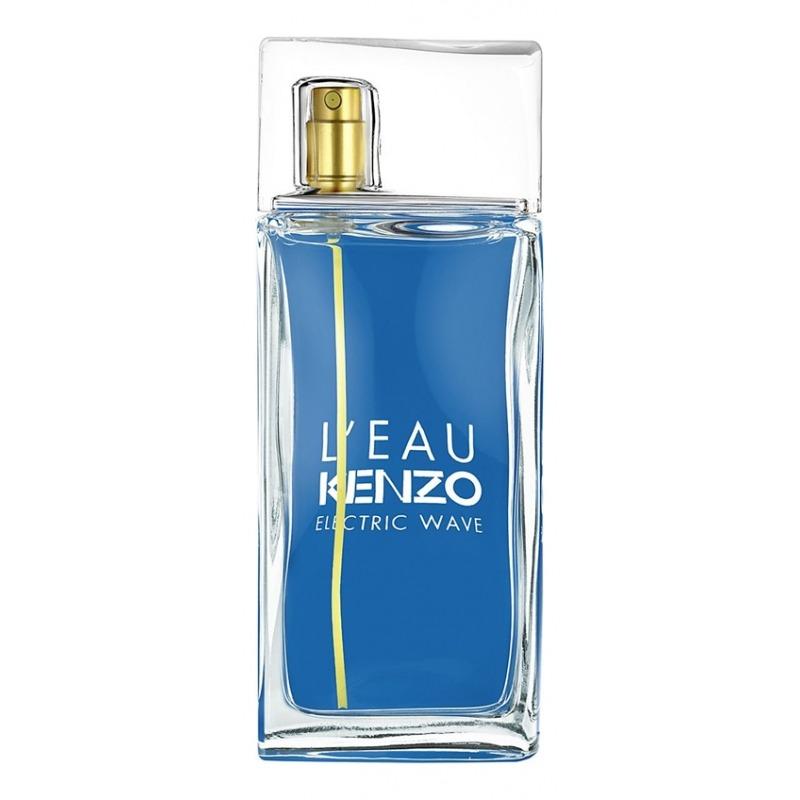 Купить L'Eau par Kenzo Electric Wave Pour Homme